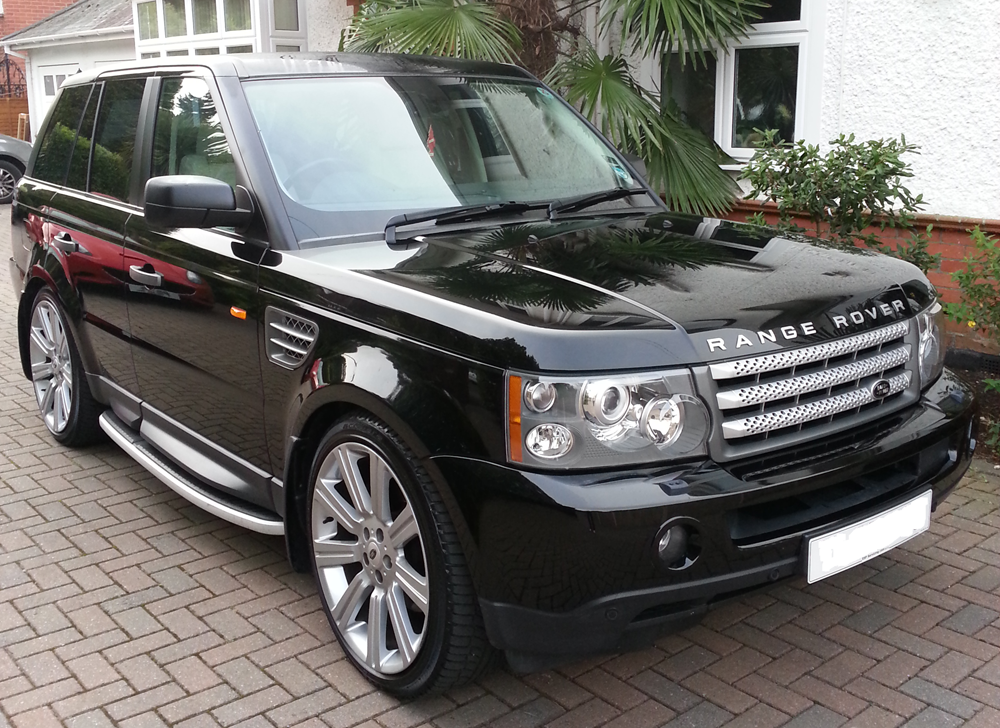 Range Rover Remapping in Portsmouth - Mapro Tuning